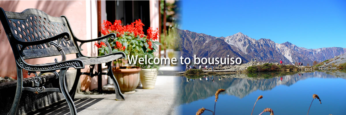 Welcome to bousuiso